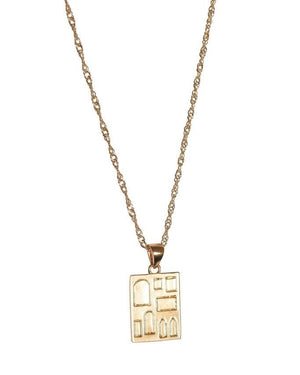 Firenze Pendant Necklace Necklace S-kin Studio