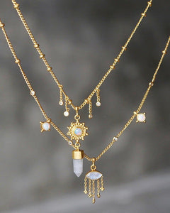 Horizon Necklace - Pre-Order Necklace Monsieur Blonde Jewels