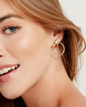 Isle Studs Earrings Soko