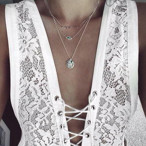 Je Ne Sais Quoi Necklace Necklace by Jasmin