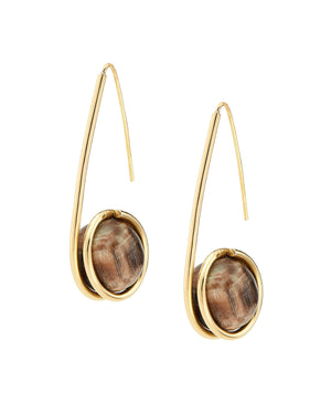 Konza Threader Earrings Earrings Soko