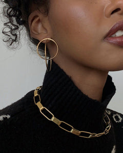 Maxi Globe Earrings Earrings Soko