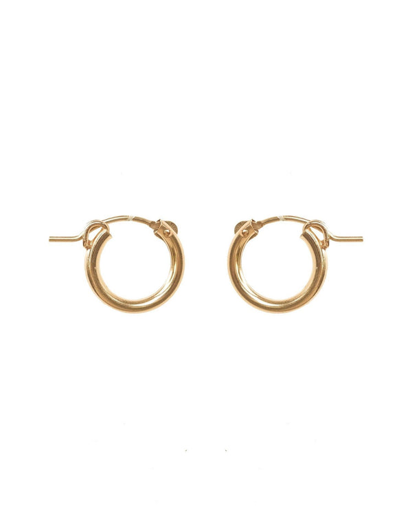 Mix & Match Hoops Earrings S-kin Studio Latch Hoop