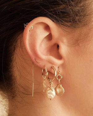 Mix & Match Threader Earrings Earrings S-kin Studio
