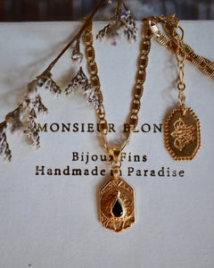 Petit Poison Necklace Necklace Monsieur Blonde Jewels