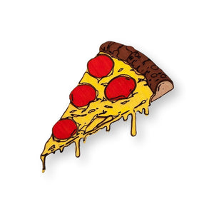 Pizza Slice Pin Brooch Yes Please!