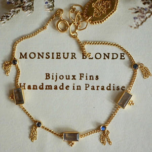 Remember Me Bracelet Bracelet Monsieur Blonde Jewels