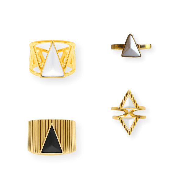 Ring Stack Set Set Urban Nomads