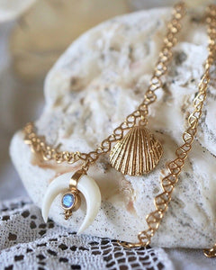 Siren Song Necklace - Pre-Order Necklace Monsieur Blonde Jewels