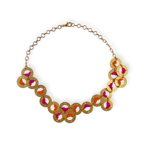 Sunrise Choker Necklace House of Setu