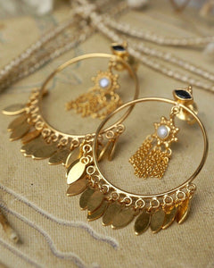 Wild Eyes Earrings - Pre-Order Earrings Monsieur Blonde Jewels