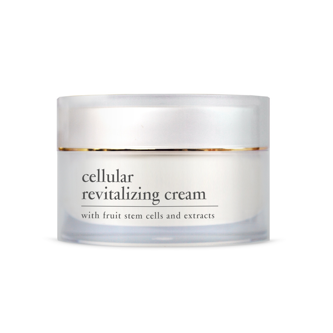 CELLULAR REVITALIZING CREAM with Fruit Stem Cells and Extracts - 50ml