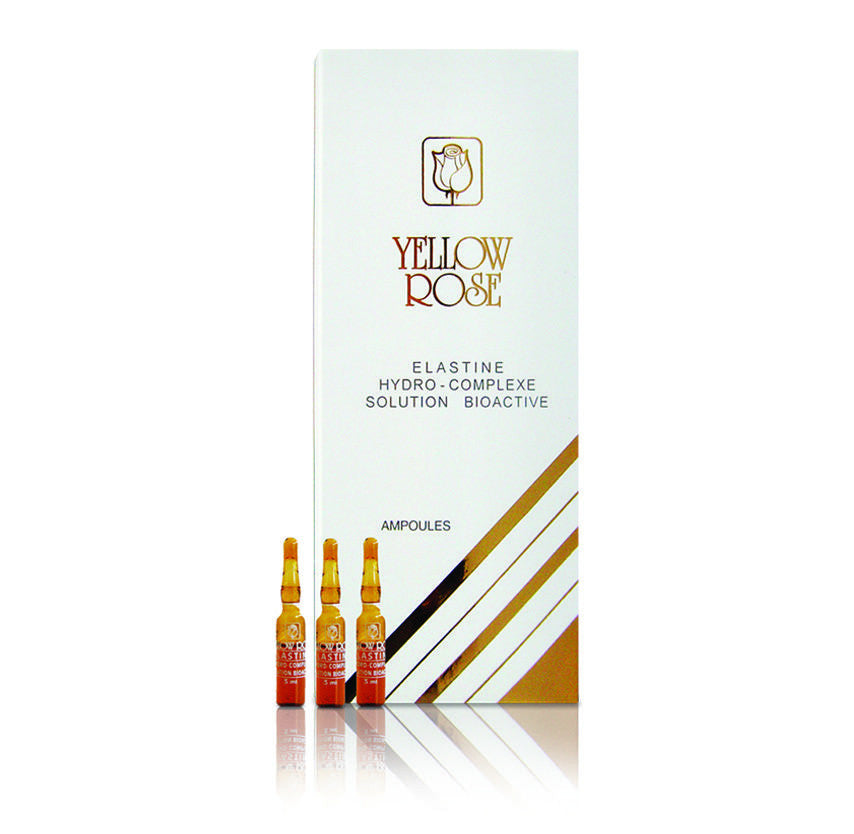 ELASTINE HYDRO-COMPLEXE SOLUTION BIO-ACTIVE - 12 x 3ml ampoules