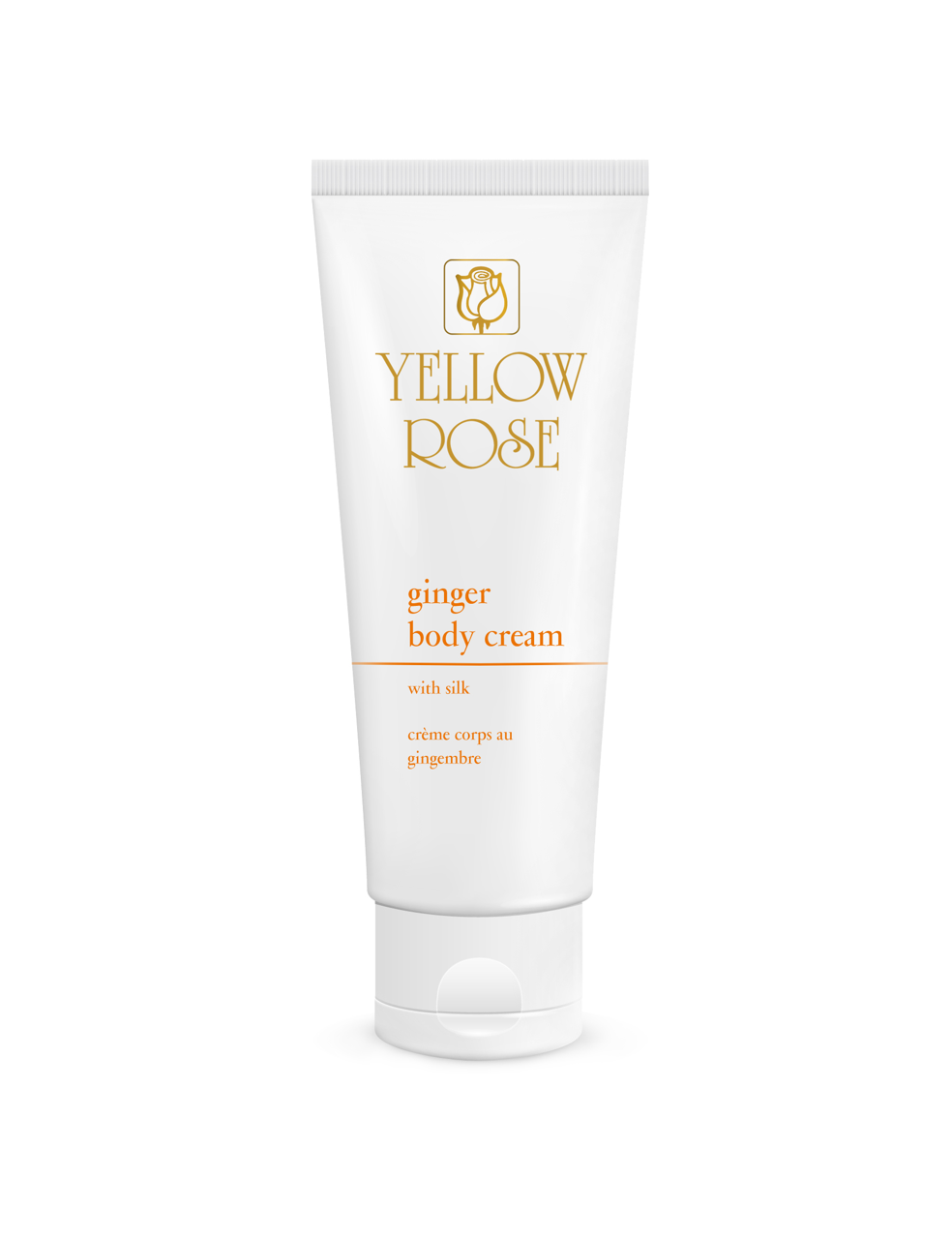 GOLDEN LINE - GINGER BODY CREAM - 250ml