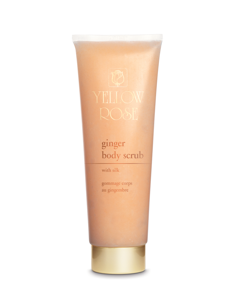 GOLDEN LINE - GINGER BODY SCRUB - 250ml