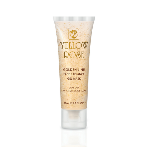 GOLDEN LINE FACE RADIANCE GEL MASK - 50ml, 100ml
