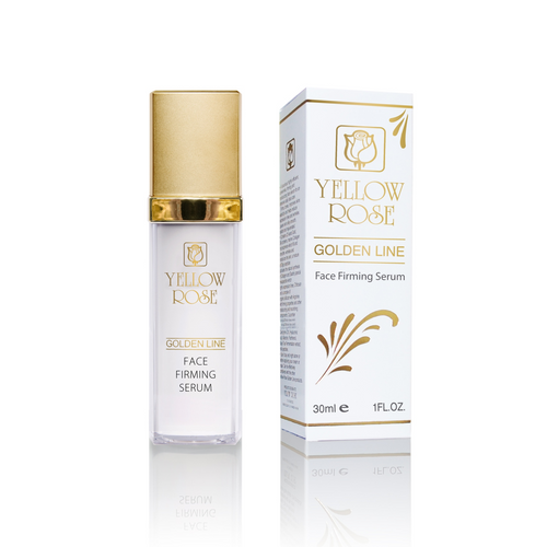 GOLDEN LINE FACE FIRMING SERUM - 30ml