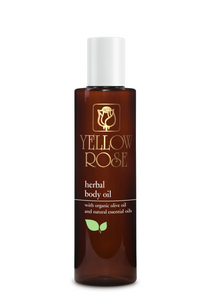 HERBAL BODY OIL - 200ml