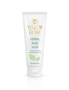HERBAL BODY SCRUB - 250ml