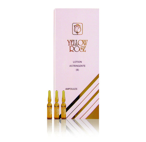 LOTION ASTRINGENTE (B) - FACE - 12 x 3ml ampoules