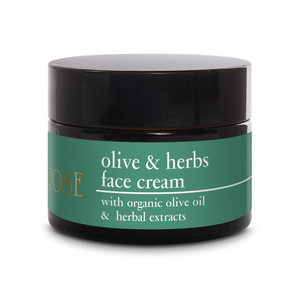 OLIVE & HERBS FACE CREAM - 50ml