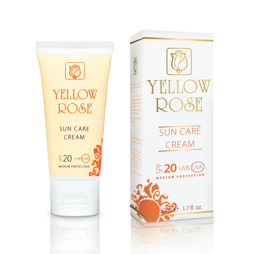 SUN CARE CREAM (UVA/UVB) SPF 20 - 50ml