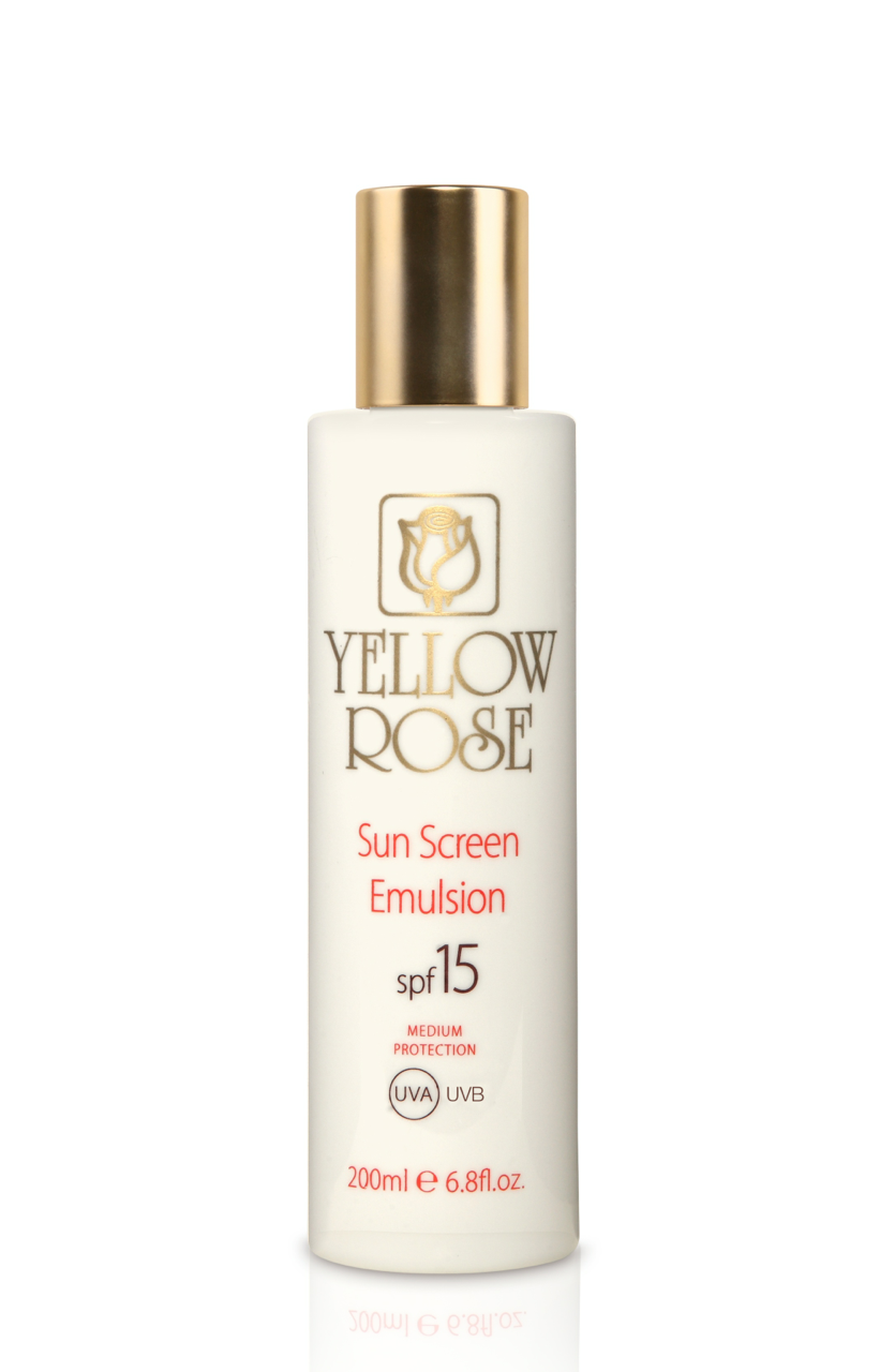 SUN SCREEN EMULSION (UVA/UVB) SPF15