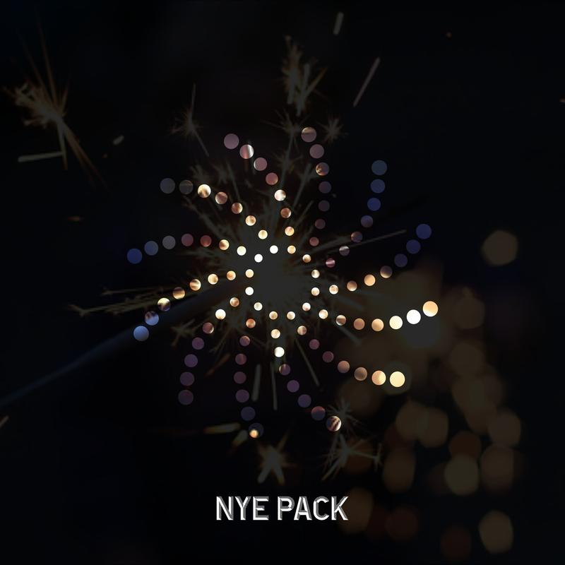 NYE cocktail pack