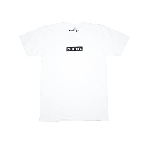 PME RECORDS box logo t-shirt