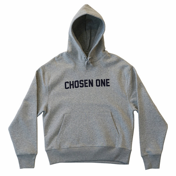 GETTOMASA CHOSEN ONE HOODIE GREY