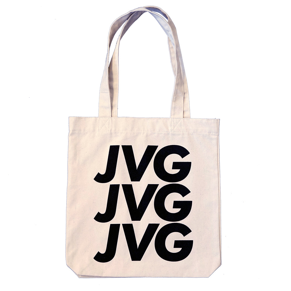 JVG Triple Logo Tote bag