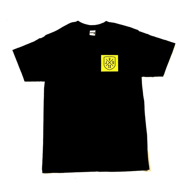 JVG Kids Yellow Block T-shirt