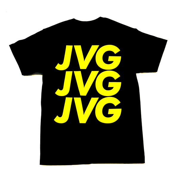 JVG Yellow Block T-shirt