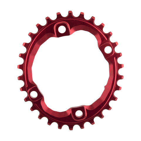 Chainring Absoluteblack Oval 96mm 30t 4b Rd Xt-m8000-mt700