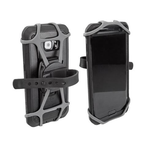 Hbar Niteize Wraptor Rotating Smartphone Bar Mount Bk