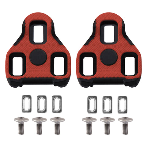 Pedal Cleat Exustar Arc11+ Keo Look Float Red