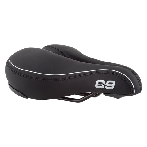 Saddle C9 Comfort Airflow Soft Touch Vinyl Bk
