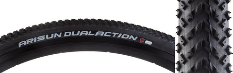 Tires Arisun Dualaction 700x33 Bk Fold-60 Nd