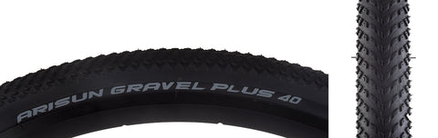 Tires Arisun Gravel 40+ 700x40 Bk Wire-30 Nd