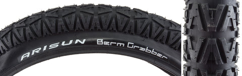 Tires Arisun Berm Grabber 20x1.85 Bk Wire-60