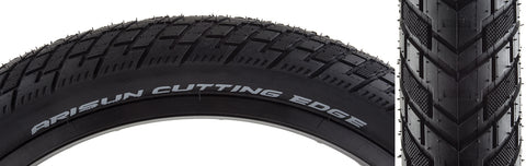 Tires Arisun Cutting Edge 20x2.1 Bk Wire-60