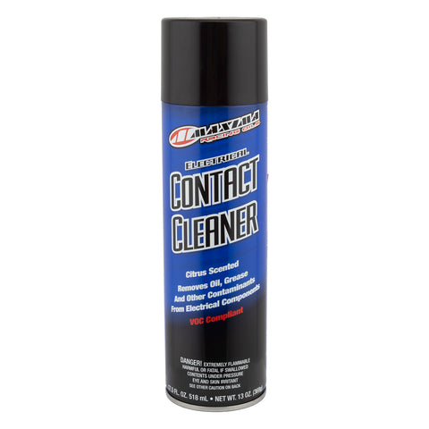 Cleaner Maxima Citrus Contact Cleaner 17.5oz Aerosol