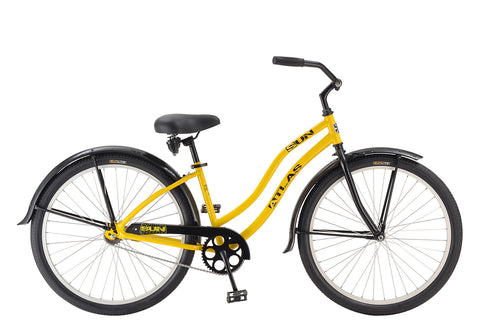 Bike Sun Atlas L15 09 Cb Hd 105g Yel