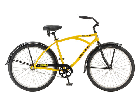 Bike Sun Atlas M18 09 Cb Hd 105g Yel