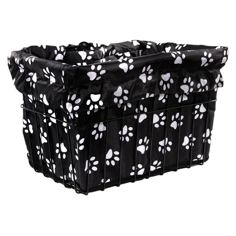 Basket Liner C-candy Std Animal 14 Dog Paw