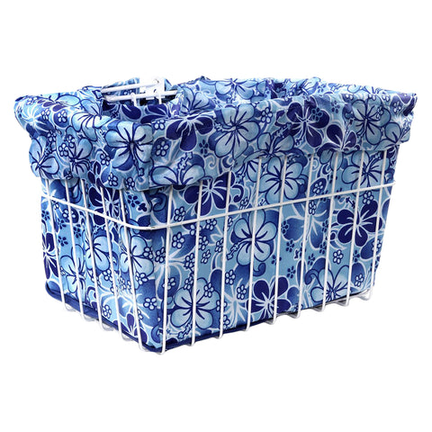 Basket Liner C-candy Std Hawaiian 14 Blu