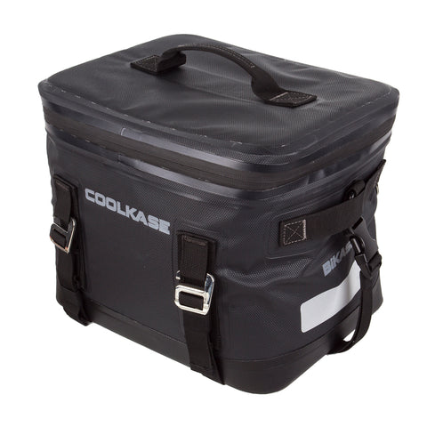 Bag Bikase Rackbag Coolkase W-shoulder Strap Bk