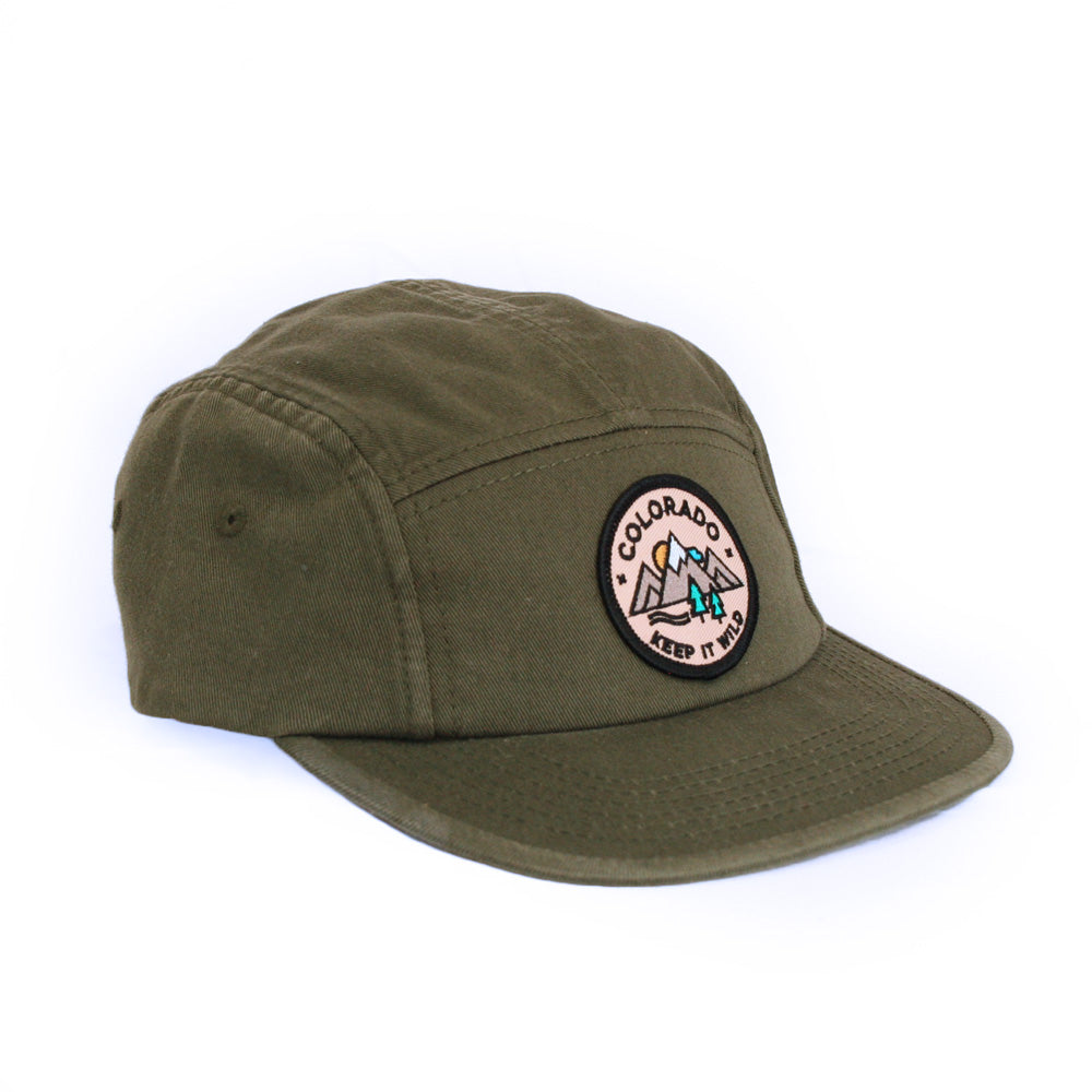Colorado Wild Camp Hat