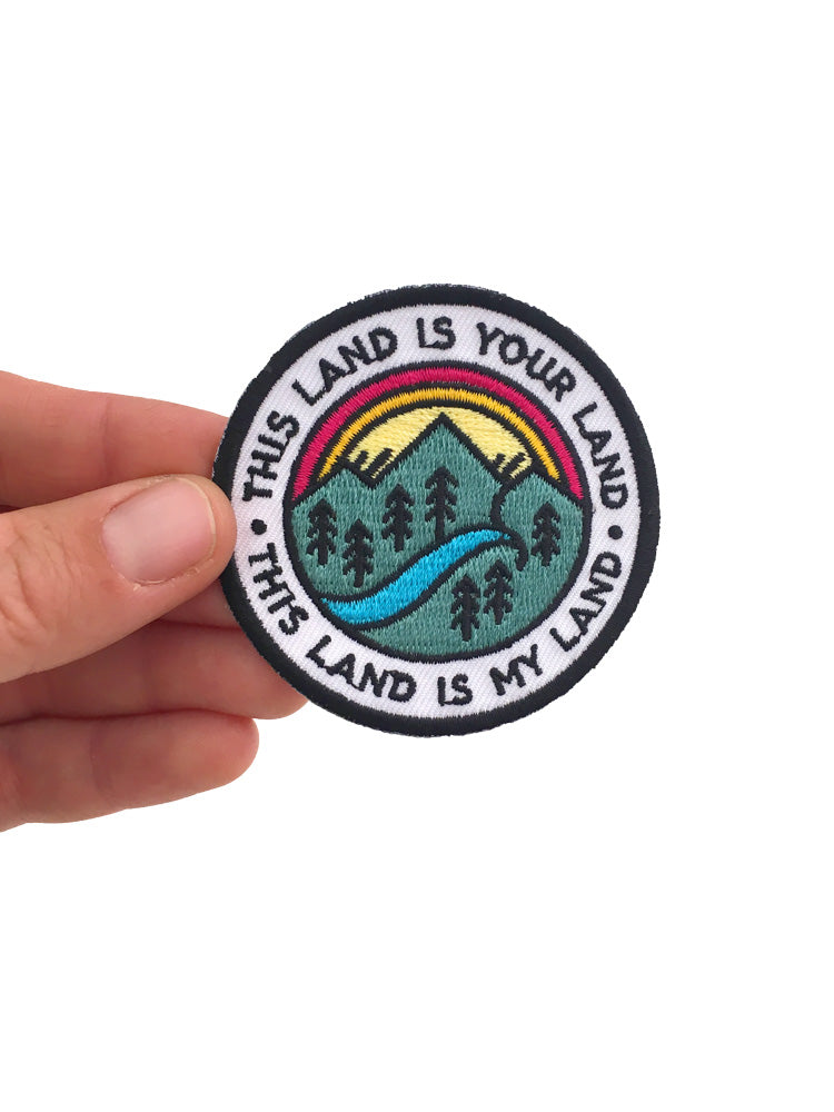 """This Land"" Patch"