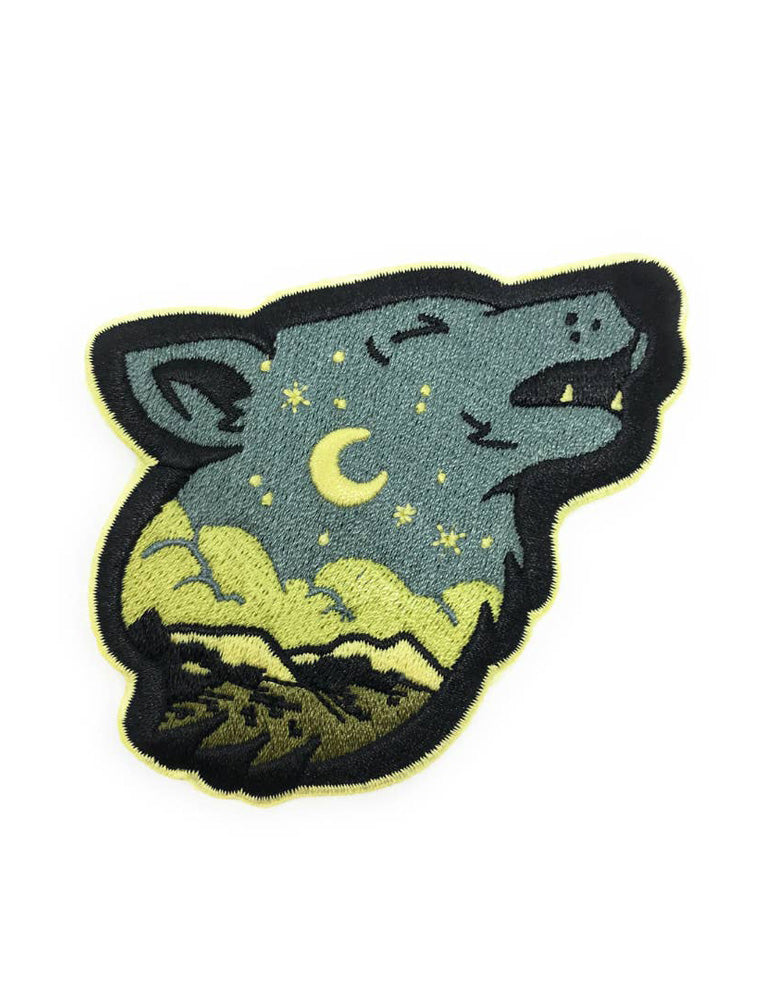 Wolf Patch